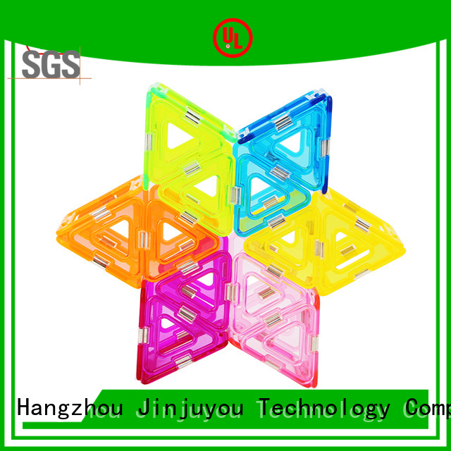 MNTL portable Crystal magnetic toys OEM For Children