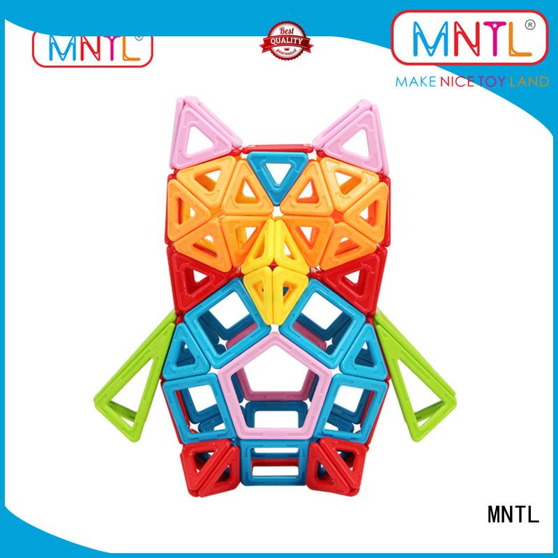 MNTL Newest Classic Magnetic Building Blocks DIY For Children
