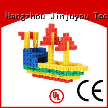 MNTL 300Pcs Kids Safety ABS Plastic Blocks Multi-color Educational Building Blocks Toys H8104