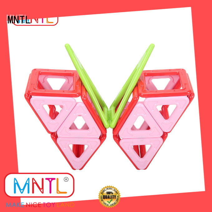 MNTL Newest Classic Magnetic Building Blocks Best Toys For Children
