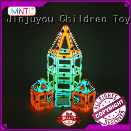 MNTL Hot building block magnetic blocks Magnetic Construction Toys For kids