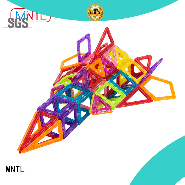 Best toy for childrenMini magnetic tilesyellow, for wholesale For Children