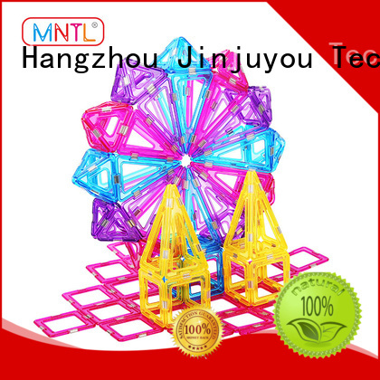 MNTL solid mesh Crystal building toys Conventional For kids