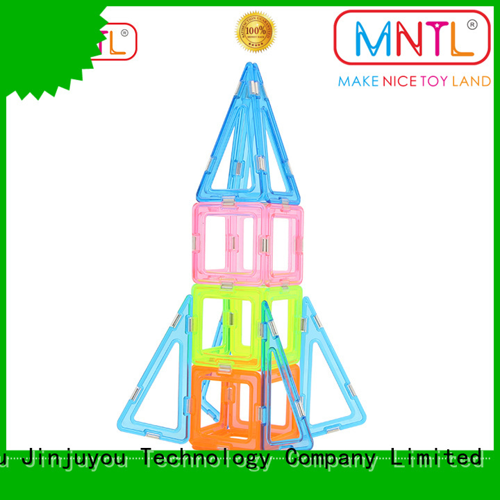 at discount Crystal magnetic toys Conventional customization For kids