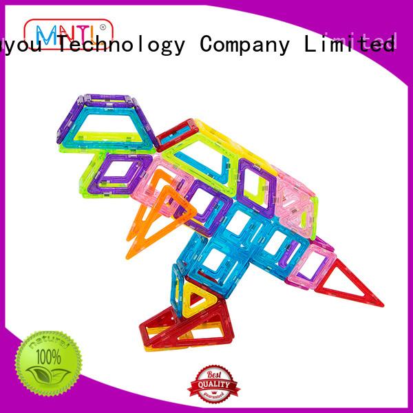 MNTL strong magnet Mini Magnetic Building Blocks free sample For Children