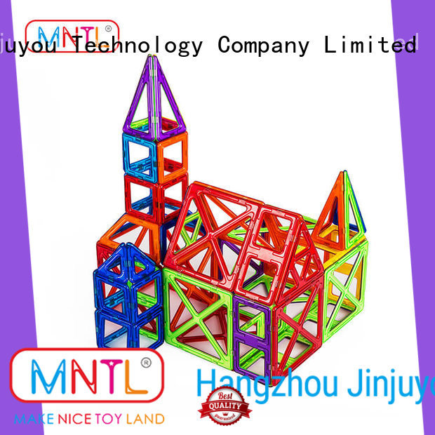 MNTL Hot building block building toys Magnetic Construction Toys For Children