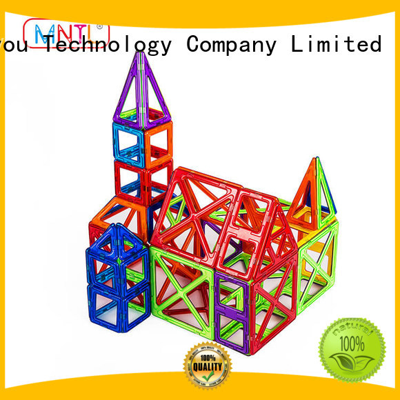 Hot building block Classic Magnetic Building Blocks green, DIY For Children