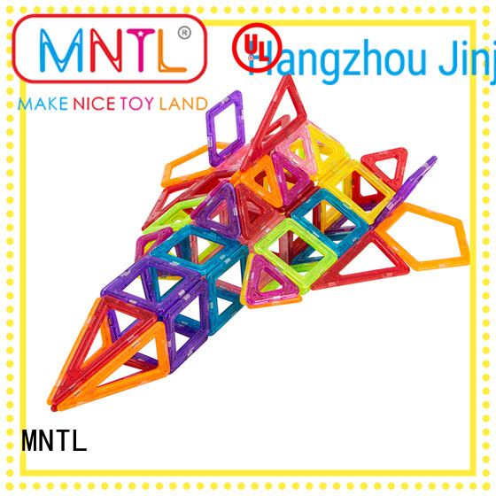 MNTL A8307 116 PCS Mini Size Magnetic Blocks Building Tiles Construction Stacking Toys Set