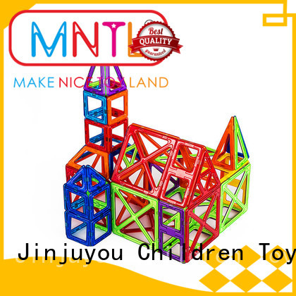 MNTL Hot building block magnetic toys for toddlers blue, For Children