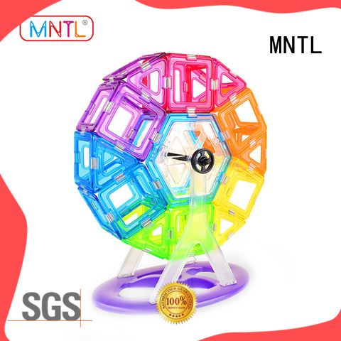 MNTL Conventional best magnetic blocks customization For Children