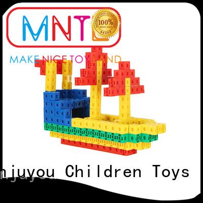 MNTL yellow, Plastic building toys Recreational For kids