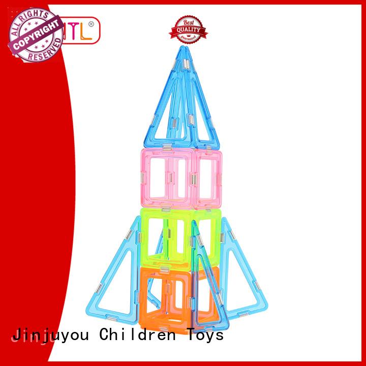 MNTL funky Crystal Magnetic Building Blocks free sample For Children