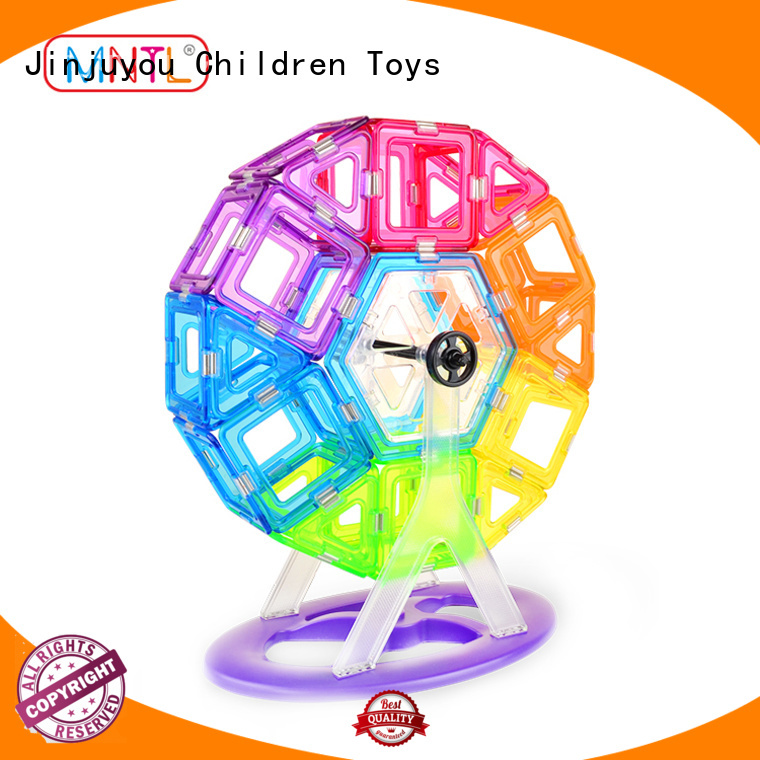 MNTL at discount Crystal magnetic toys ODM For Children