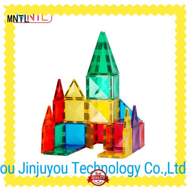 MNTL portable magnetic building blocks Best building block For kids