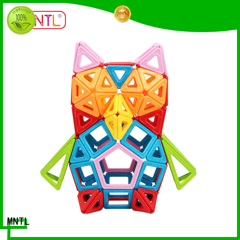 MNTL Hot building block Classic Magnetic Building Blocks DIY For Children