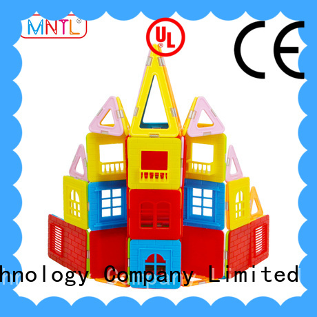 MNTL High quality Crystal magnetic toys supplier For Children