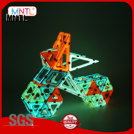 MNTL yellow, Classic Magnetic Building Blocks Best building block For kids