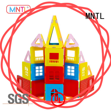 MNTL High quality Crystal magnetic toys ODM For kids