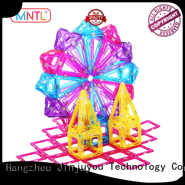 MNTL Conventional Crystal Magnetic Building Blocks get quote For Toddler