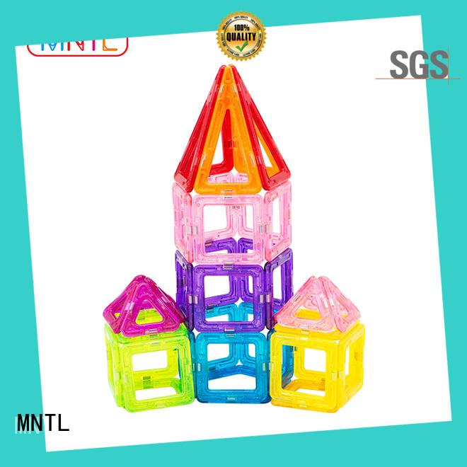 MNTL Best toy for children Mini Magnetic Building Blocks supplier For Children