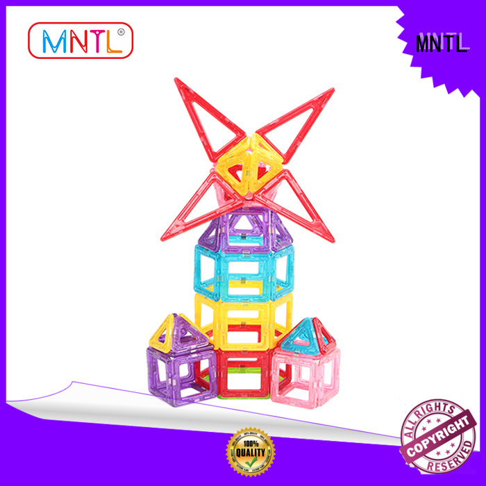 MNTL best magnetic toys childrens magnetic blocks get quote For Children
