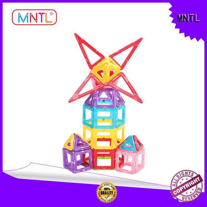 MNTL best magnetic toys childrens magnetic blocks get quote For Children