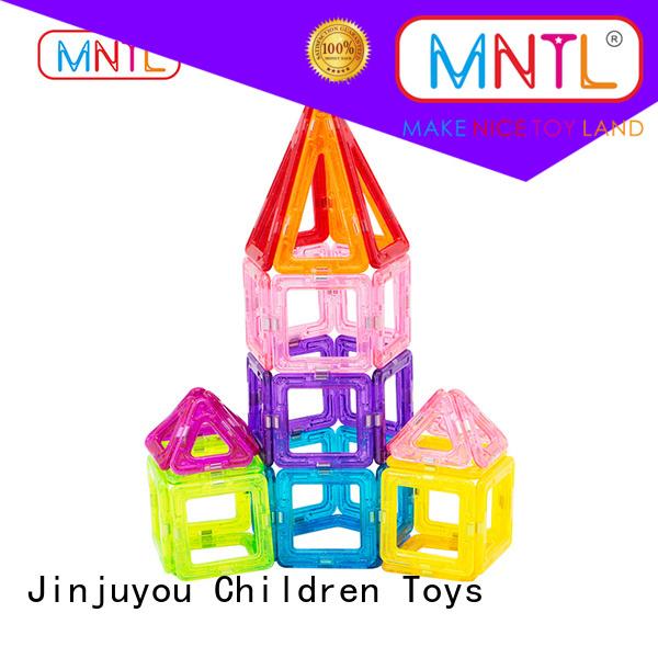 MNTL Red, Mini Magnetic Building Blocks get quote For Children
