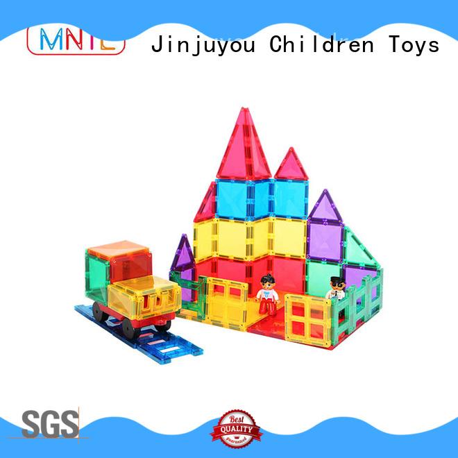 MNTL Breathable magnetic building blocks DIY For kids