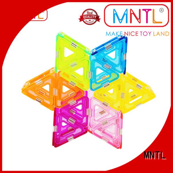 MNTL High quality magnetic block set bulk production For kids