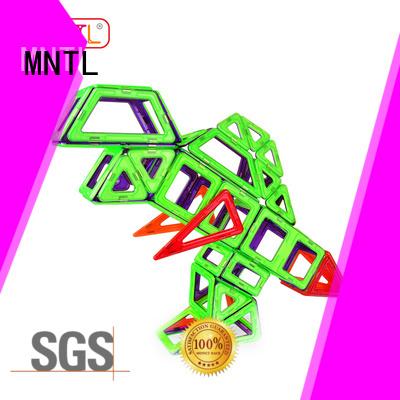 MNTL Hot building block Classic Magnetic Building Blocks Magnetic Construction Toys For Children
