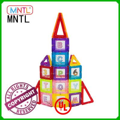 Best toy for children Mini Magnetic Building Blocks green, for wholesale For Children