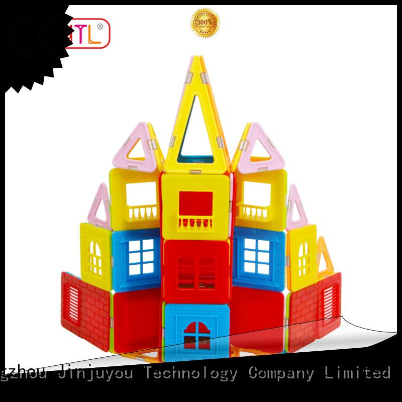MNTL strong magnet Crystal magnetic toys supplier For kids