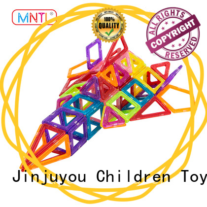 MNTL rose red Mini Magnetic Building Blocks get quote For Children