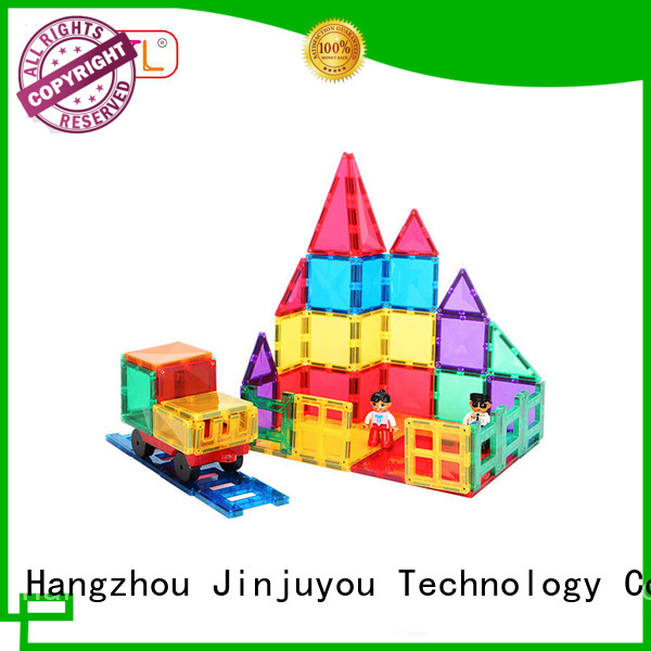 high-quality magnet building tiles Recreational Magnetic Construction Toys For 3 years old