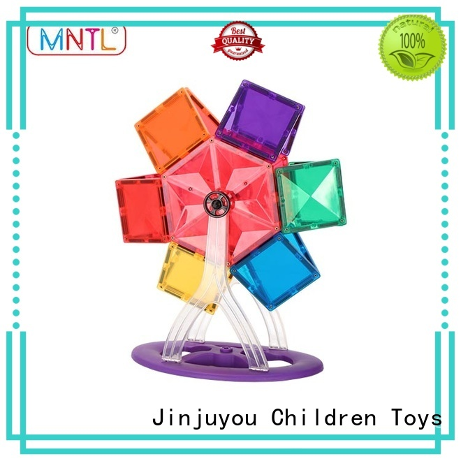 portable magnetic tiles High quality Best Toys For Children