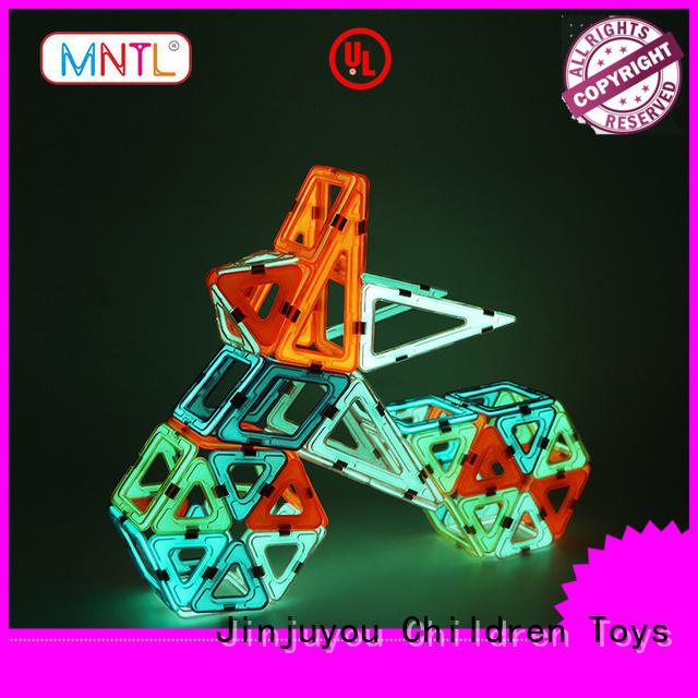 Newest magnetic blocks ABS plastic Best building block For Children