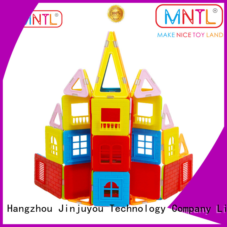 Breathable Crystal Magnetic Building Blocks Conventional ODM For kids