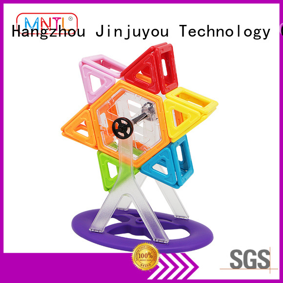 2019 magnetic blocks blue, Magnetic Construction Toys For Children