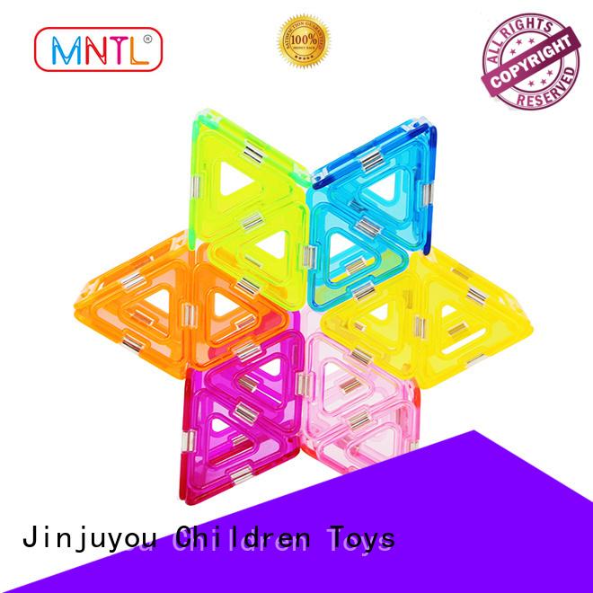 MNTL strong magnet Crystal picasso tiles bulk production For kids