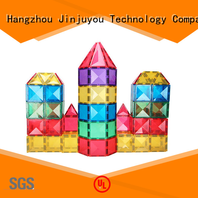 MNTL funky Magnetic Building Tiles Magnetic Construction Toys For 3 years old