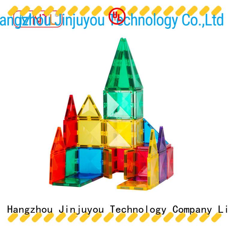 MNTL purple Magnetic Building Tiles Magnetic Construction Toys For Children