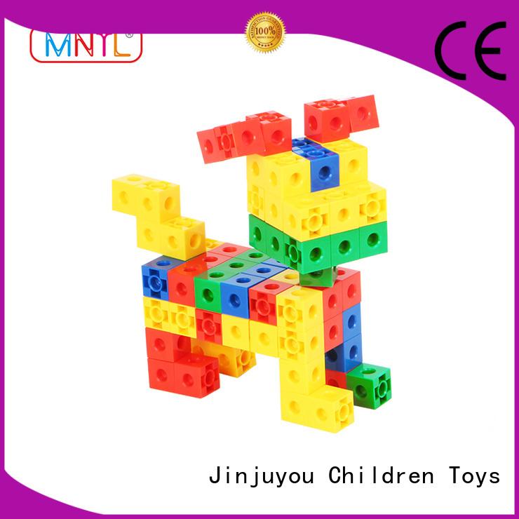 blue, plastic blocks toys ABS plastic For kids MNTL