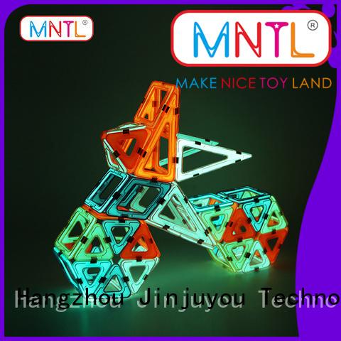 MNTL Newest picasso magnetic tiles Best building block For Children