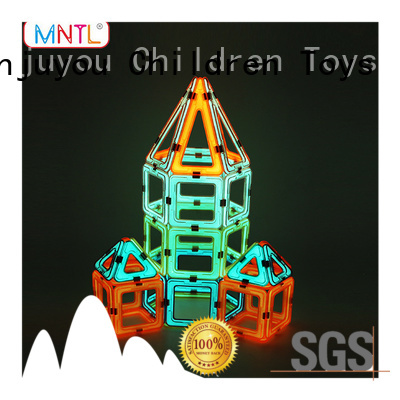 MNTL ABS plastic magnetic blocks Best building block For kids