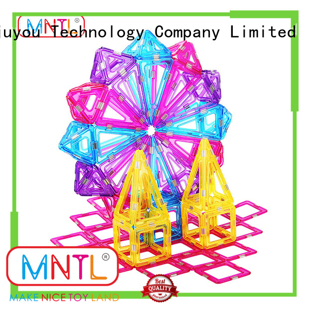MNTL strong magnet Crystal magnetic toys for wholesale For Toddler
