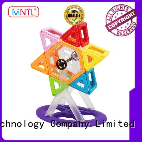 MNTL green, magnetic blocks Best building block For Toddler