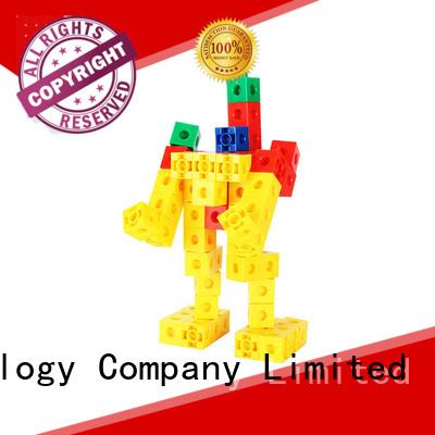 Recreational plastic blocks toys Inspirational ABS plastic For Toddler