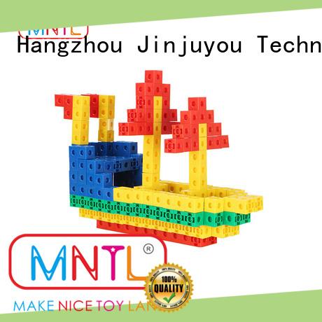 MNTL strong magnet plastic blocks toys Recreational For Children