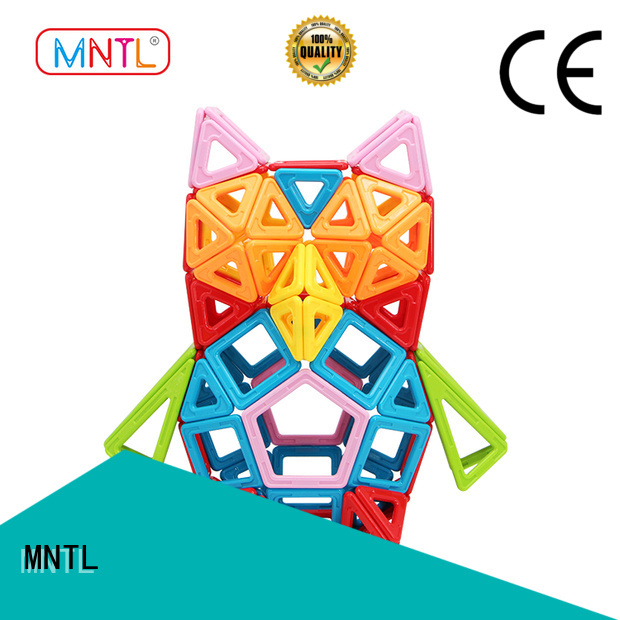 MNTL yellow, building toys Best Toys For Children