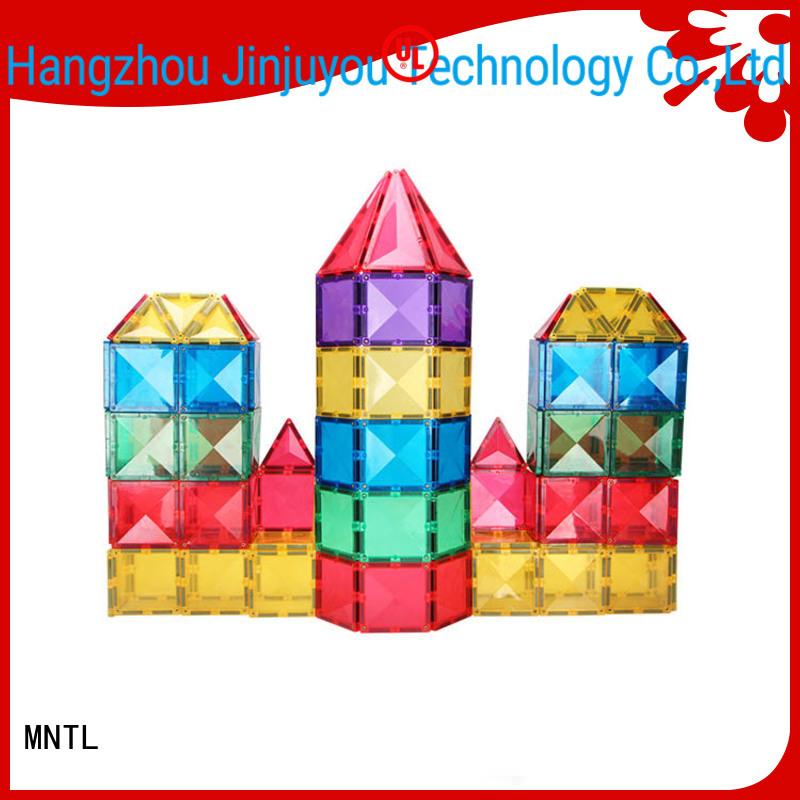 MNTL Breathable magnetic building blocks Magnetic Construction Toys For Children